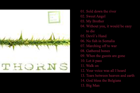 3. CD Thorns